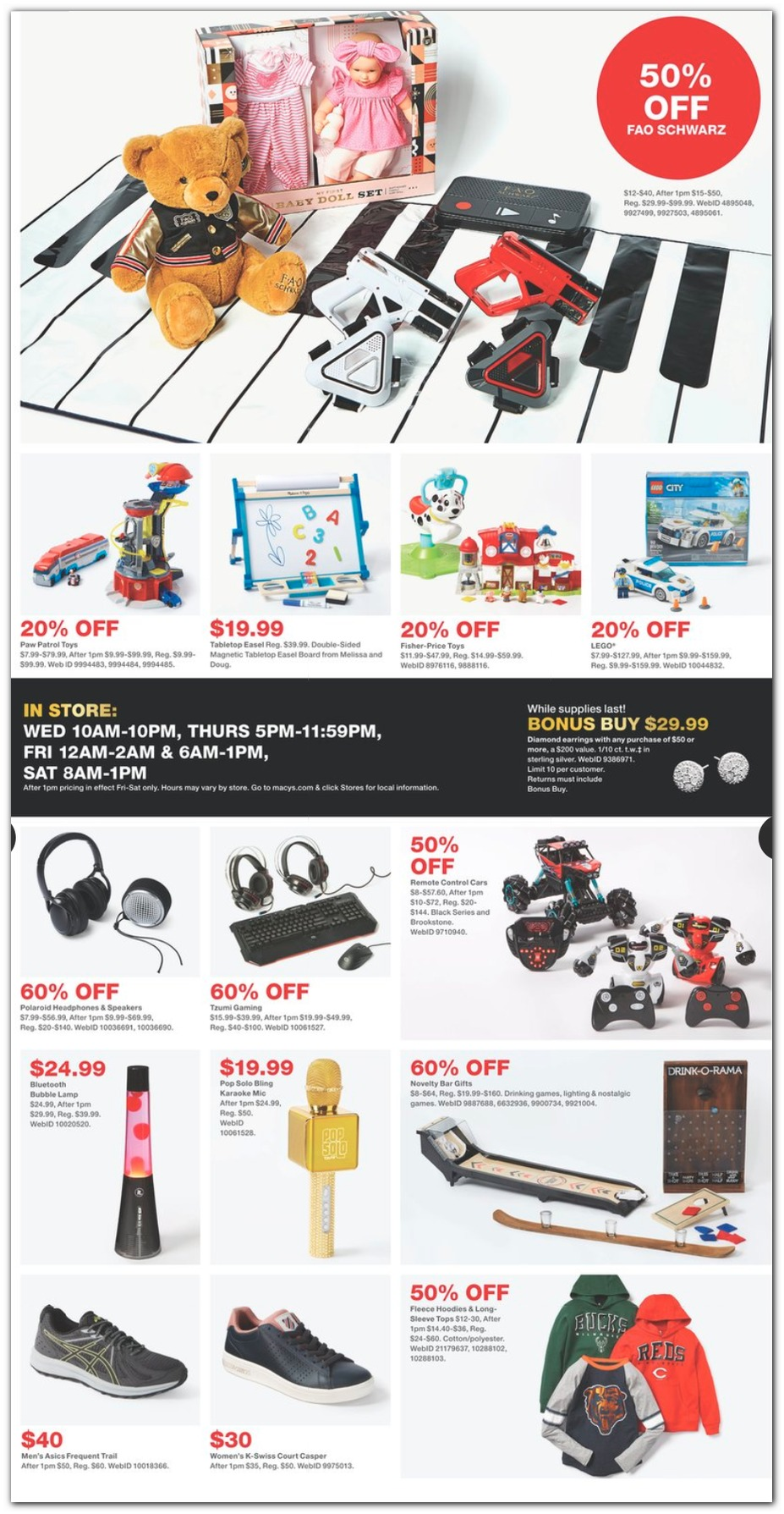 Macys Black Friday page 15